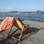Relaxing at Ometepe Island