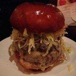 The secret Playground burger (not on the menu)