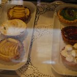 Pastries! All of what weve tasted were nice
