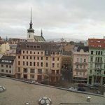 Brno city centre - room view