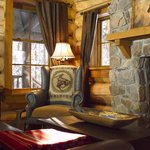 For the ultimate privacy, stay in one of the luxury ridget top cabins overlooking the Ranch