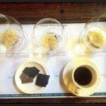 Brandy, Coffee and Chocolate combo