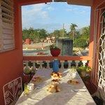 outdoor eating place villa los Pandaderos
