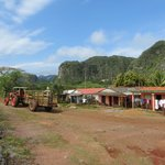 outskirts of vinales