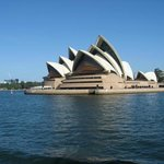 Opera House view from water
