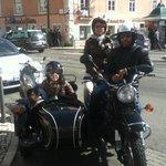 Touring in Belem