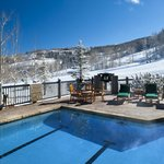 Bear Paw Pool Winter