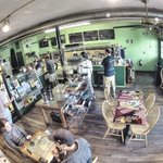 Photo de Green Marble Coffee House