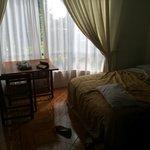Habitacion bonita con ventana