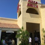 Pizza Bella Foto