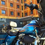 bike outside hotel