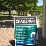 the Golf challenge...