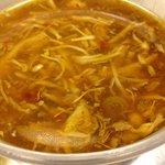 Hot & Sour Seafood Soup
