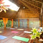 Studio for yoga, pilates, fitness and others
