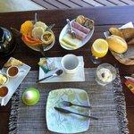 o café de manha caseiro