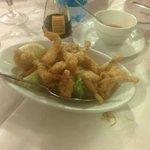 Cosce di rana fritte
