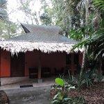 Exterior bungaló