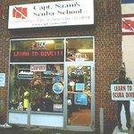 Our dive Shop