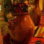 Terracotta jugs