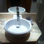 Baño descuidado y sin reformar