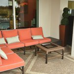pool deck seating