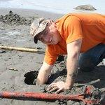 Clamming (aka Clam Digging)