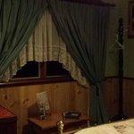 Post Office cottage bedroom