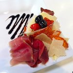 charcuterie et fromage italiens