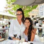 Tanya and I at Tasha's