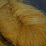 Raw Unwashed Silk Yarn