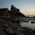 View of the Lerici by night  - : ))