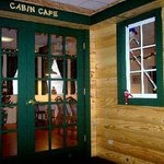 "The ""Cabin Cafe"" - our dining room"