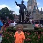 1st visit to Magic Kingdom!