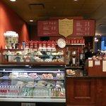 Bild från Caffe Artigiano - Shell Oil