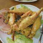 Salted Egg Crab 2kg