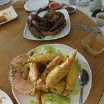Giant Sri Lakan's Crabs