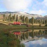 The Beautiful Lodge