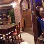 2階カフェ