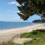 3km long beach