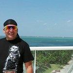 El hard rock cancun tiene una gran vista a la laguna nichupte