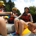 Chiriqui River Rafting Foto
