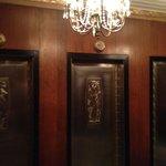 Separate Towers Elevators