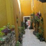 Tia Micha entrance