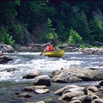 Canoeing the North Fork of the South Branch River