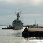 Naval activity