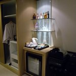 Mini Bar in New Room