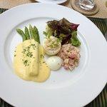 salad măng tây