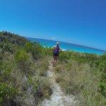 hike of man o war beach