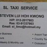 Steven Taxi Driver