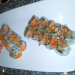 shrimp tempora roll